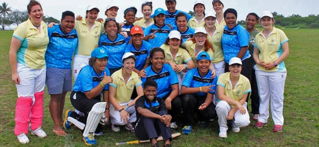 Cricket Without Borders tour Fiji