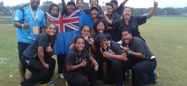 Women Win Bronze at Pacific Games