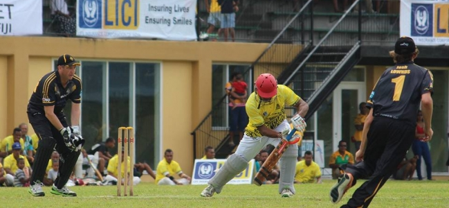 Busy October for Cricket Fiji